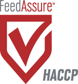 Feed Assure Certified, HACCP Certified
