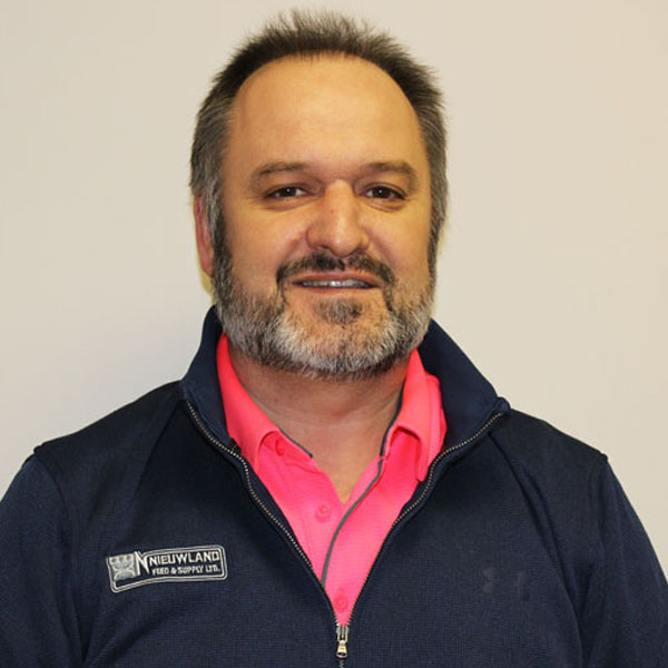 Andy Martin, nieuwland Feed, Poultry team